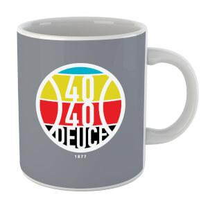 40 40 Deuce Mug