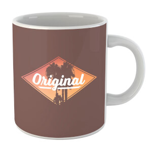Original Palm Trees Mug