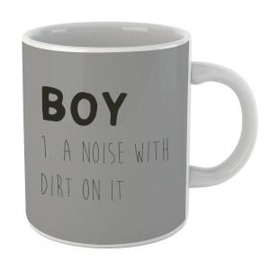 Boy Definition Mug