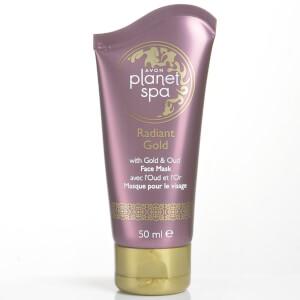 AVON Planet Spa Radiant GoldAbziehmaske mit Goldpartikeln