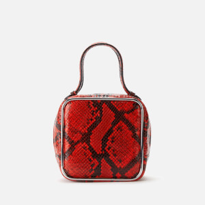 Alexander Wang Women's Halo Top Handle Bag - Red
