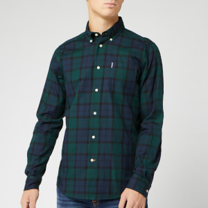 Barbour Heritage Men's Wetheram Shirt - Black Watch Tartan