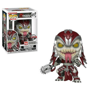 Gears of War Skorge with Staff EXC Funko Pop! Vinyl