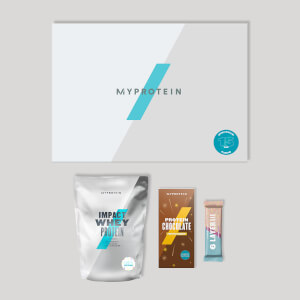 Myprotein Birthday Box 2019