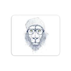 Lion Mouse Mat