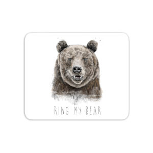Ring My Bear Mouse Mat