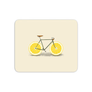Citrus Lemon Mouse Mat