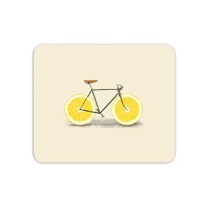 Citrus Lemon Mouse Mat