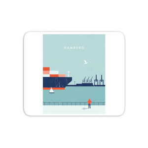 Hamburg Mouse Mat