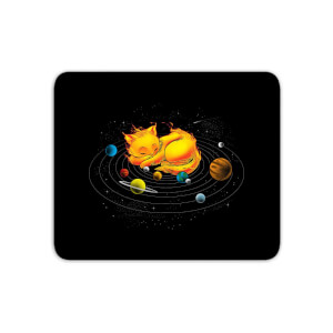 The Centre Of My Universe Mouse Mat