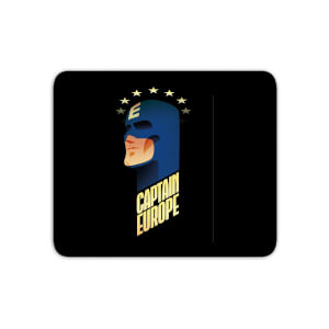 Captain Europe Mouse Mat