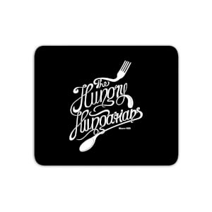 The Hungry Hungarians Mouse Mat