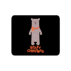 Beary Christmas Mouse Mat