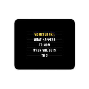 Momster Mouse Mat