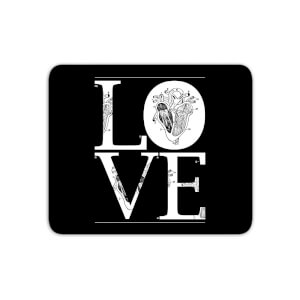 Anatomic Love Mouse Mat