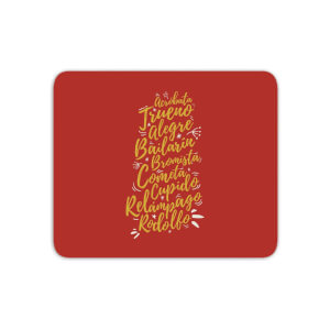 International Reindeer Mouse Mat