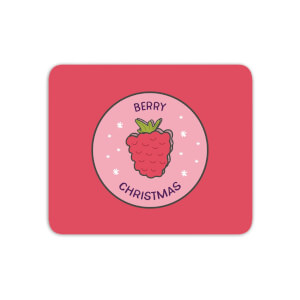 Berry Christmas Mouse Mat