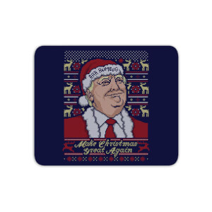 Make Christmas Great Again Mouse Mat