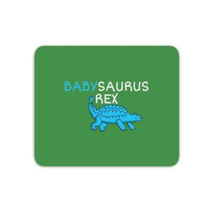 Babysaurus Rex Mouse Mat