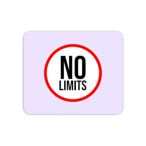 No Limits Mouse Mat
