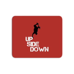 Up Side Down Mouse Mat