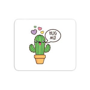 Hug Me Cactus Mouse Mat