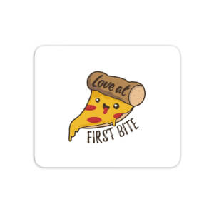 Love At First Bite Mouse Mat