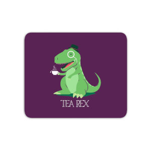Tea Rex Mouse Mat