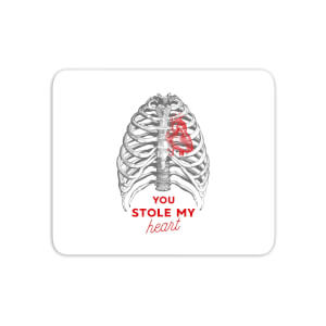 You Stole My Heart Mouse Mat