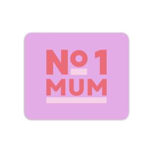 No.1 Mum Mouse Mat