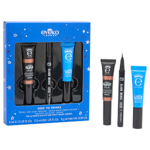 Eyeko Desk to Drinks Christmas Kit (Worth £38.00)