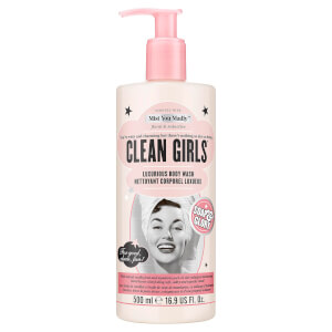 Soap and Glory Mist you Madly Clean Girls Body Wash 500ml