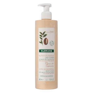 KLORANE Cupuacu Flower Body Lotion with Cupuacu Butter 13.5 fl. oz