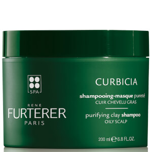 René Furterer CURBICIA Purifying Clay Shampoo 7.2 fl. oz