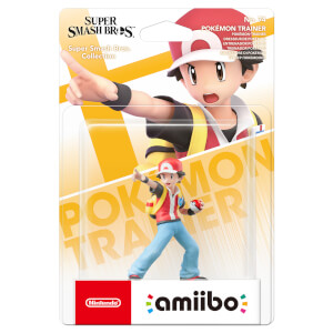 Pokémon Trainer No.74 amiibo