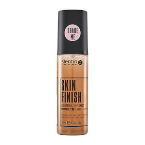 Sienna X Skin Finish Illuminating Mist 100ml