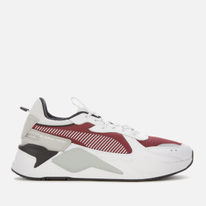 Puma Men's Rs-X Core Trainers - Puma White/Rubarb