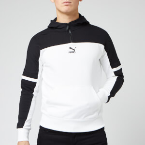 Puma Men's XTG Pull Over Hoody - Puma White