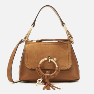 See By Chloé Women's Mini Joan Cross Body Bag - Caramello