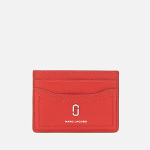 Marc Jacobs Women's Card Case - Geranium