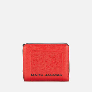 Marc Jacobs Women's Mini Compact Wallet - Geranium