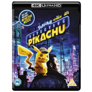 Pokémon: Detective Pikachu - 4K Ultra HD