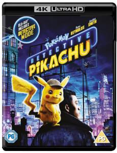 Pokémon: Detective Pikachu 4K UHD
