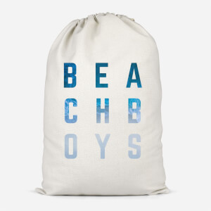 Beach Boys Cotton Storage Bag