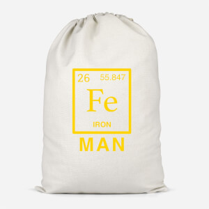 Fe Man Cotton Storage Bag