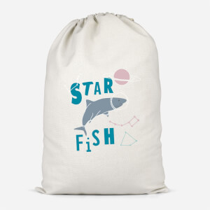 Star Fish Cotton Storage Bag
