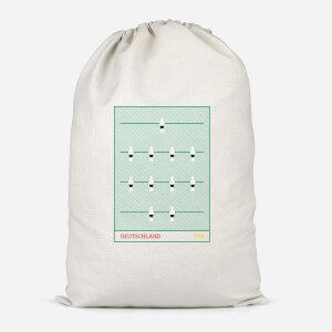 Fooseball Deutschland Cotton Storage Bag