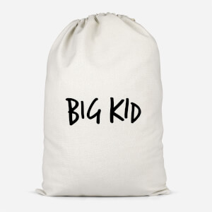 Big Kid Cotton Storage Bag