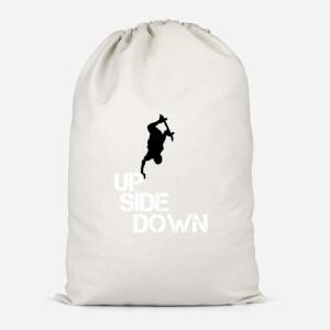 Up Side Down Cotton Storage Bag