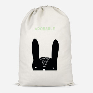 Adorable Cotton Storage Bag
